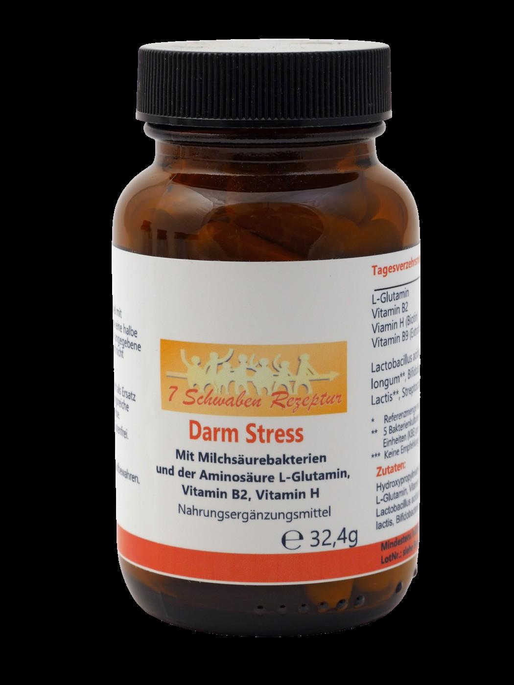 Darm Stress
